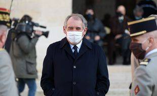 François Bayrou lors d'une cérémonie en novembre 2020