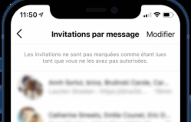 Comment en finir avec le spam des invitations aux groupes sur Instagram