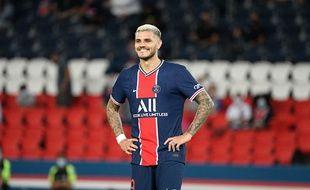 Icardi a marqué contre Reims.