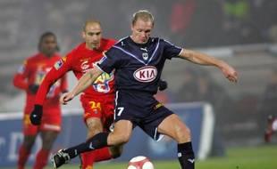 Lilian Laslandes a joué 237 matchs sous le maillot des Girondins.