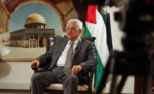 """Le président palestinien Mahmoud Abbas a assuré dimanche que les négociations de paix avec Israël iraient jusqu'au bout du délai imparti de neuf mois, """"quoi qu'il arrive sur le terrain"""", dans une interview exclusive à l'AFP."""