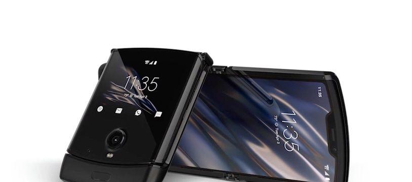 Le smartphone pliable de Motorola s'abimerait trop facilement