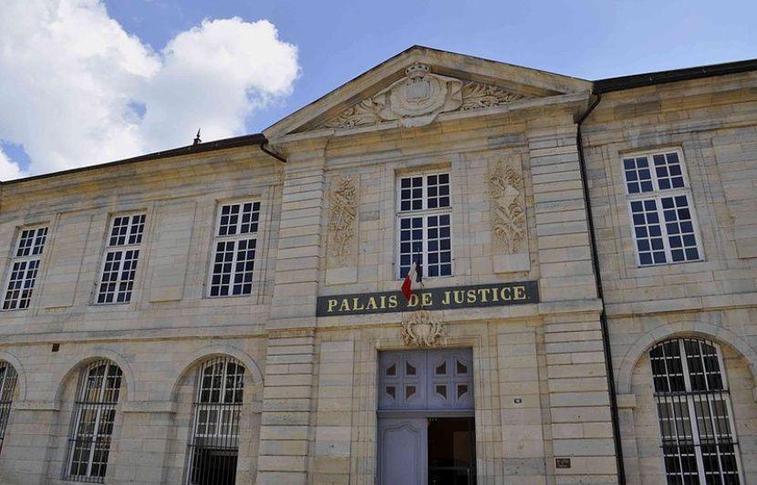 Vesoul : Un homme condamné à dix mois ferme de prison pour avoir frappé et menacé sa compagne