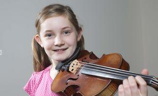 Alma Deutscher, 11 ans, a créé un opéra qui sera joué ce 29 décembre 2016 à Vienne.