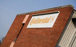 Le site de l'usine Continental à Toulouse.