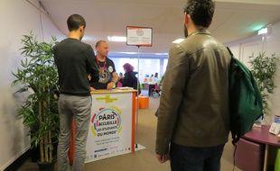 Le dispositif d'accueil des étudiants internationaux (ADEI) à la Cité universitaire