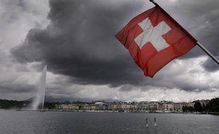 Illustration de la Suisse