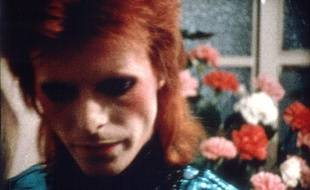 David Bowie dans le documentaire «Ziggy Stardust and the Spiders From Mars».