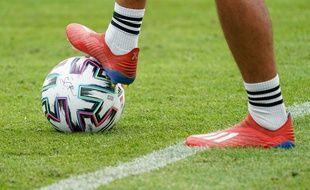Une Coupe d'Afrique des nations réunissant des joueurs des quartiers toulousains doit avoir lieu vendredi. Illustration.