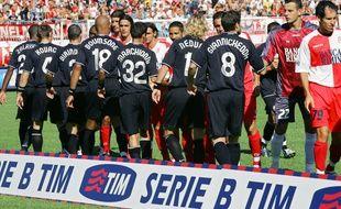 La Juventus en Serie B, saison 2006-07