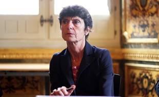La procureure de la cour d'appel de Rennes Véronique Malbec.