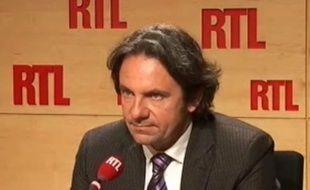 Frédéric Lefebvre sur RTL le 19 octobre 2009.