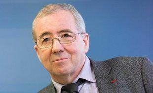 Eric Debarbieux, délégué ministériel chargé de la prévention et de la lutte contre les violences en milieu scolaire le 12/11/2012.