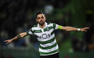 Bruno Fernandes quitte le Sporting pour Manchester United.
