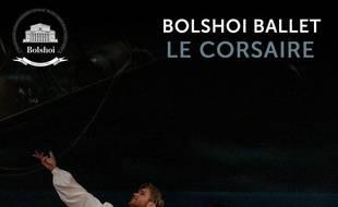 Affiche du film Le Corsaire (Bolchoï)