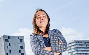 Ana Sohier, Déléguée au patrimoine et à la politique linguistique de la mairie de Rennes, membre de l'UDB