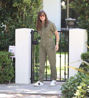 Jennifer Garner, le 4 septembre 2021, à Los Angeles.