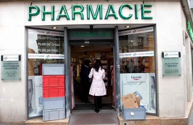 Autom dication les pharmaciens sont ils devenus des for Pharmacie de la claire