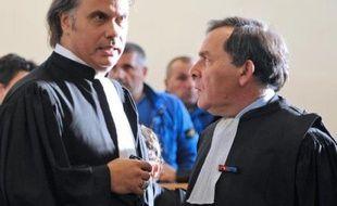 """Le tribunal correctionnel de Marseille, a tenté jeudi de démêler le fonctionnement du racket de boîtes de nuit d'Aix-en-Provence par le grand banditisme corse qui en avait pris la suite du clan de """"Francis le Belge"""" au milieu des années 2000."""