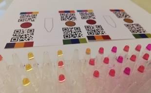 Le test salivaire EasyCov a été créé et développé par un consortium français ancré à Montpellier.