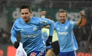 Florian Thauvin a encore été décisif ce vendredi en ouvrant le score dans le Chaudron.