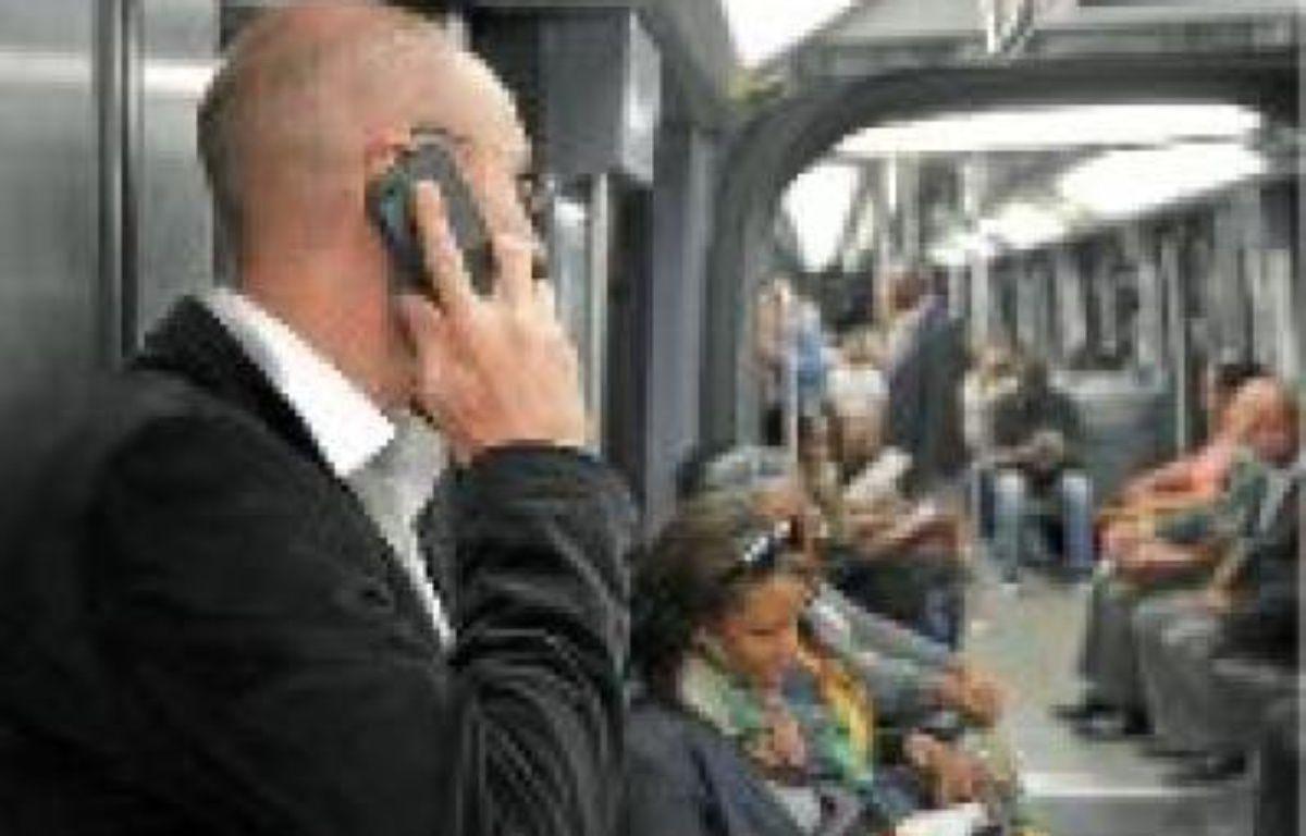 La RATP vise un réseau complet à la fin 2015. –  J.F. MAUBOUSSIN/RATP