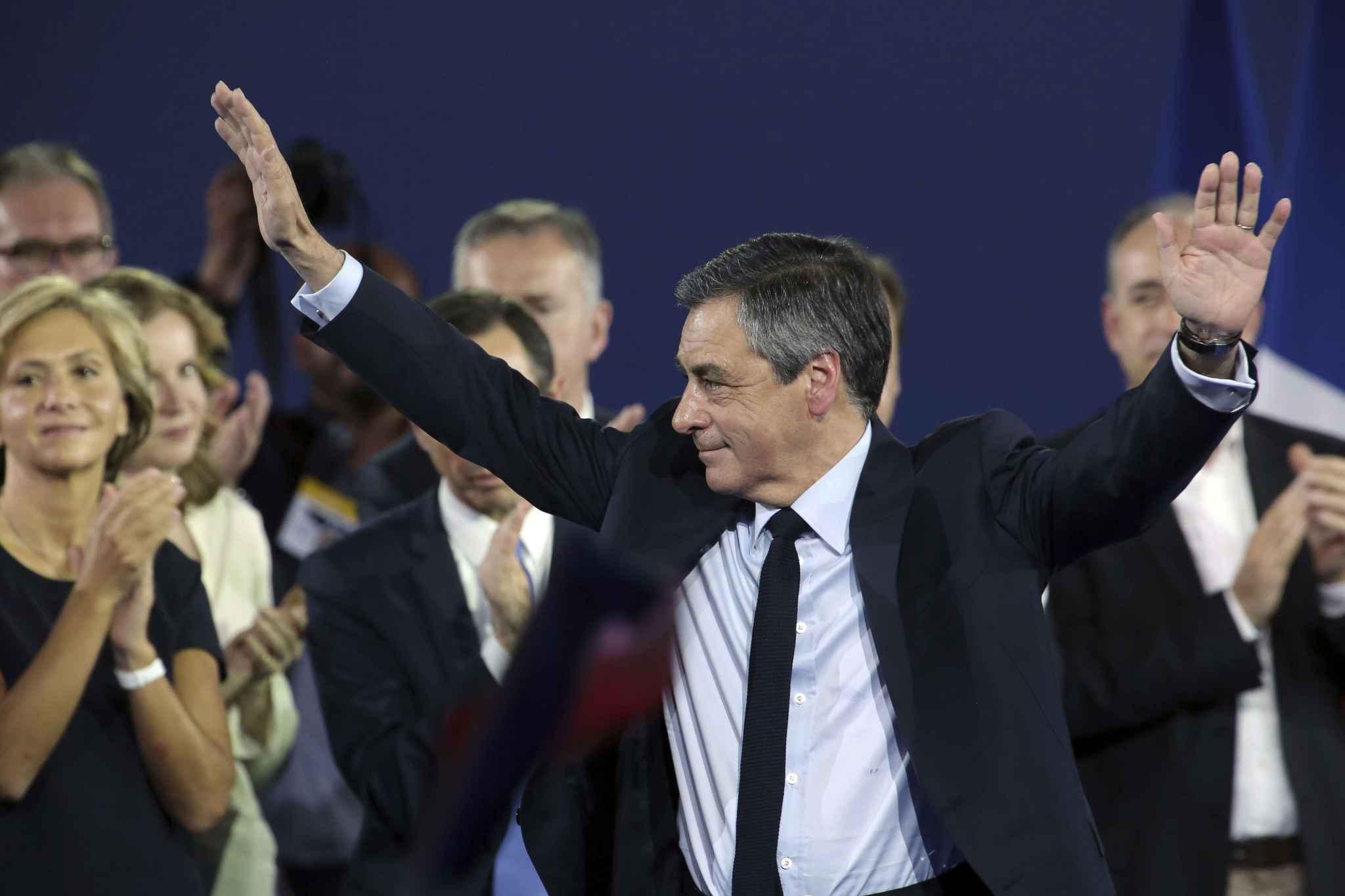 Présidentielle : un sondage donne Mélenchon devant Fillon
