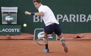 Nicolas Mahut a atteint la finale du double avec Herbert.