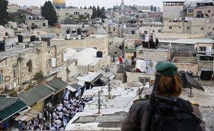 Déjà l'ouverture de l'ambassade américaine à Jérusalem avait provoqué la colère des Palestiniens en mai 2018.