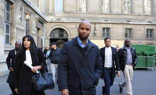 Le rappeur Rohff