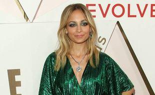La star de téléréalité devenue styliste, Nicole Richie