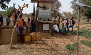 Une solution Providence installée au Burkina Faso.