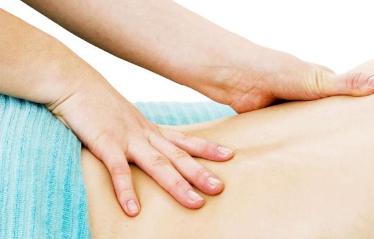 Illustration: Un massage. – SUPERSTOCK/SUPERSTOCK/SIPA