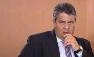 Sigmar Gabriel, le vice-chancelier allemand