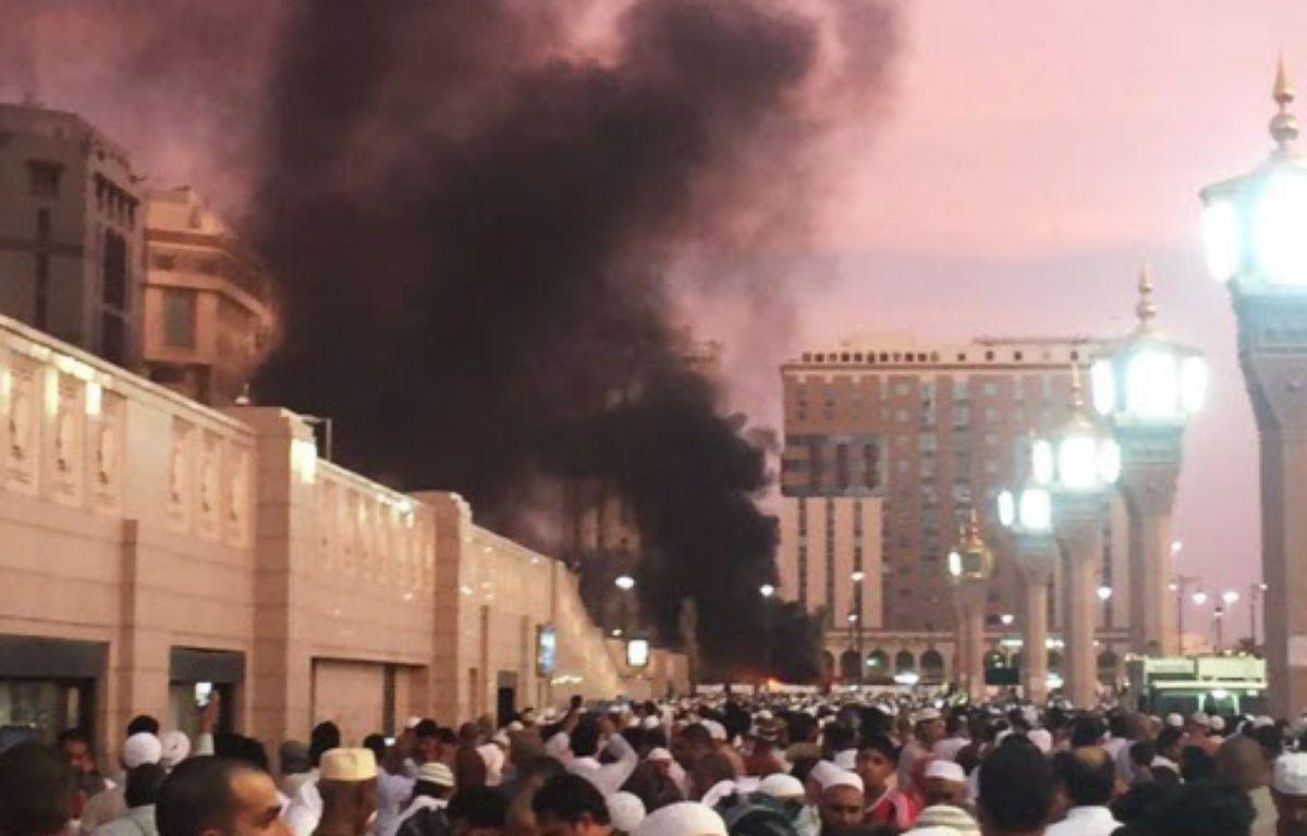 Cet attentat, dans la ville sainte de Médine, a coûté la vie à quatre gardes de sécurité. – Noor Punasiya