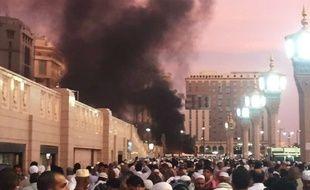 Cet attentat, dans la ville sainte de Médine, a coûté la vie à quatre gardes de sécurité.