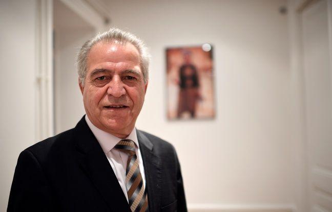 Khaled Issa, représentant en France du Kurdistan syrien