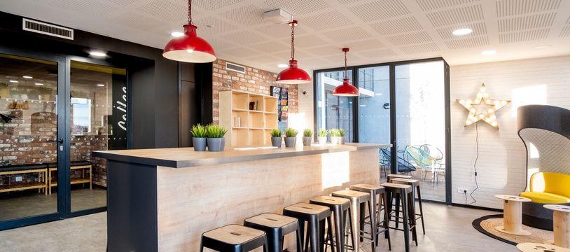La résidence étudiante student Factory a ouvert en novembre 2018 près de la gare à Bordeaux.