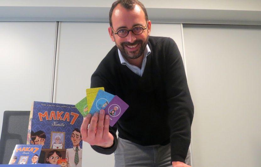 Nantes : Un notaire invente un jeu divertissant sur l'héritage, « sujet pourtant tabou »