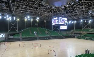 Le Palais des sports de Beaulieu nouvelle version.