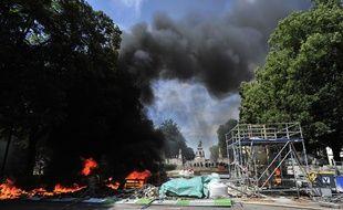 Samedi à Nantes, 1.700 personnes, selon la police, étaient venues dénoncer les violences policières et la mort de Steve Maia Caniço.