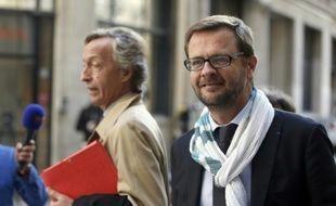 Jérôme Lavrilleux le 9 octobre 2015 à Paris