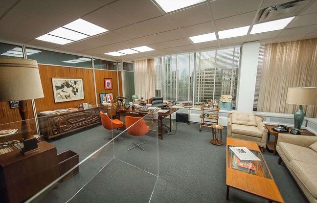 R novation du bureau du patron de radio france plus que le pouvoir le bureau montre qui je - Bureau des contributions ...
