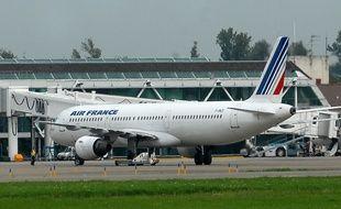 Un avion Air France. (Illustration)