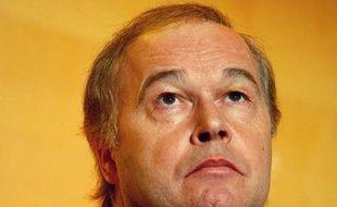 Alain Deloeuil, directeur sportif de Cofidis, en janvier 2005