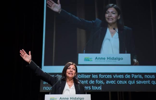 Municipales 2020 à Paris: la police nationale consacre-t-elle «2,5%» de son temps à patrouiller dans la rue, comme l'affirme Anne Hidalgo?