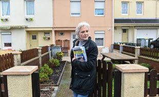 Marie-Caroline Le Pen en campagne à Calais lors des élections municipales, le 11 mars 2020 (illustration).