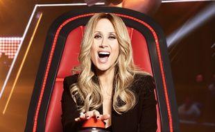 Lara Fabian est l'une des quatre coachs de la saison 9 de « The Voice »