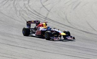Sebastien Vettel s'impose au Grand Prix de Turquie, le 8 mai 2011