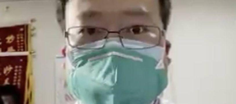 Le docteur Li Wenliang avait lancé l'alerte sur le coronavirus dès le 30 décembre 2019.